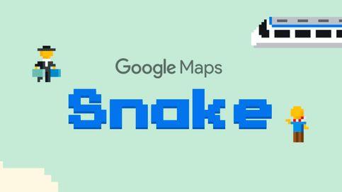 Cómo jugar al 'snake' en Google Maps: tienes solo una semana para perder todo tu tiempo