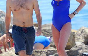 Las vacaciones de Amelia Bono con sus chicos en Ibiza