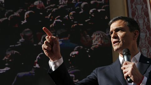 El suelo del PSOE, el techo electoral de Pedro Sánchez