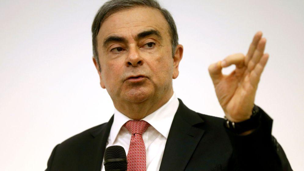 Foto: El expresidente de Nissan Carlos Ghosn. (Reuters)