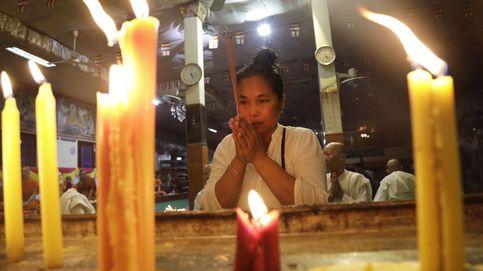 Camboya celebra el festival de la muerte