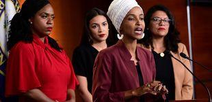 Post de Las cuatro congresistas replican a Trump: