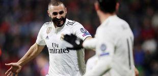 Post de La conversación de Solari y Florentino Pérez sobre cómo mejorar a Benzema
