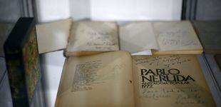 Post de Pablo Neruda, en (menos de 20) poemas de amor y una canción desesperada