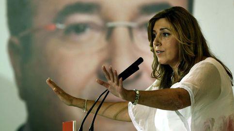 El PSOE-A pide alto y claro la abstención al PP de todo el grupo parlamentario