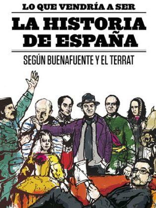 Eres Facha O Rojo La Historia De Espana Segun Buenafuente
