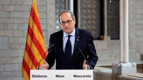 Torra compara a España con China y pide a Sánchez que cese las hostilidades
