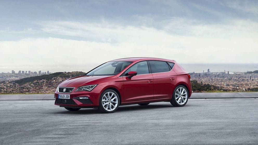 La completa gama compacta del Seat León