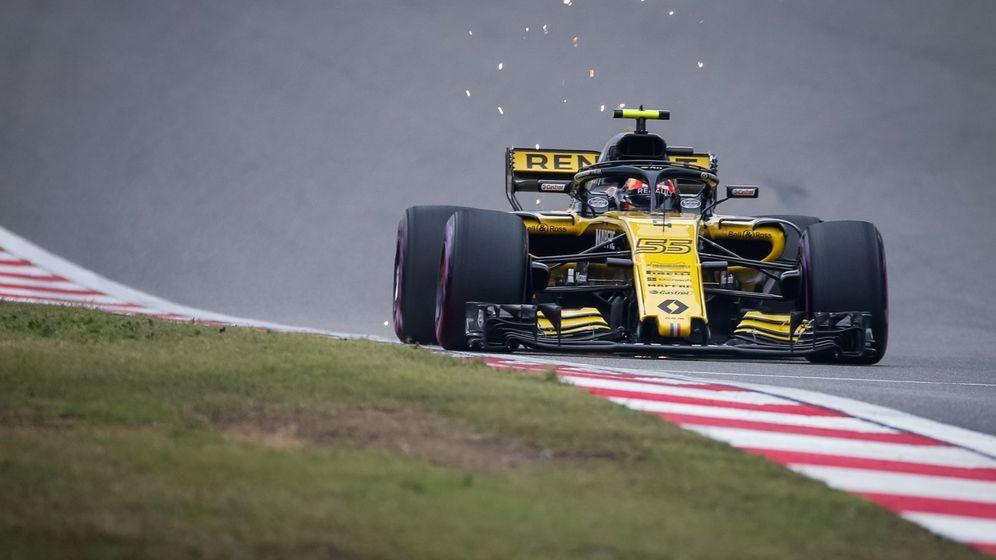 Foto: La presión de combustible es un problema para Renault. (REUTERS)