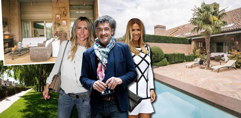 Foto: Olmedilla, Francis Lorenzo y Tamara Gorro, algunos de los habitantes de La Finquilla