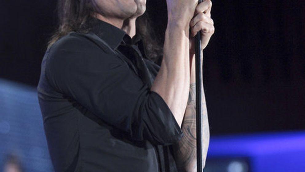 Julio José Iglesias canta para Putin y Sophia Loren