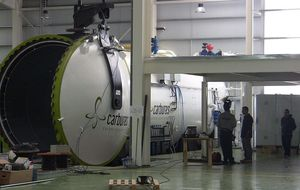 Carbures lanza otra ampliación de capital por 4 millones de euros