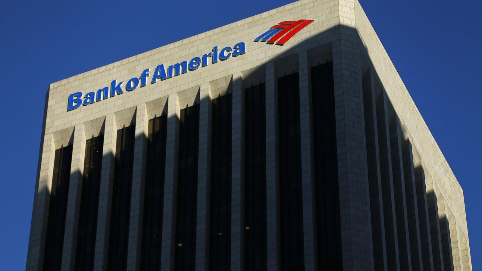 Foto: Edificio de Bak of America Merrill Lynch en Los Ángeles. (Reuters)