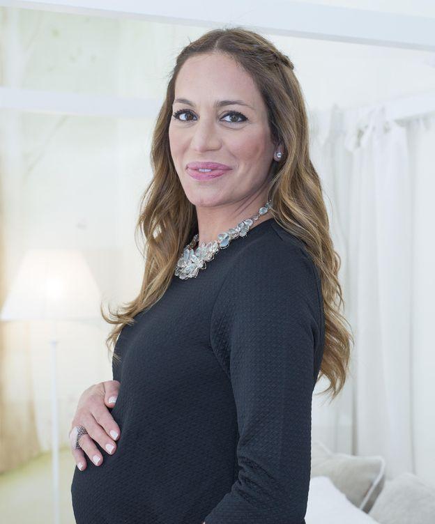 Foto: Gema Ruiz, embarazada en una imagen de archivo (Gtres)