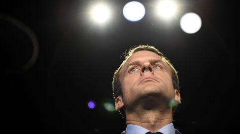 Emmanuel Macron, el 'Albert Rivera francés'