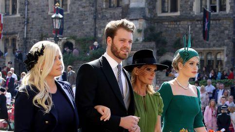 El otro protagonista de la boda de Meghan y Harry: Louis Spencer. ¡Ha nacido una estrella!