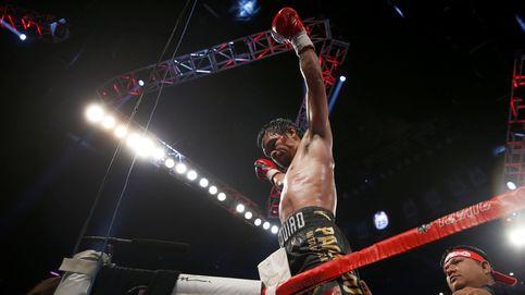 Pacquiao volverá a subirse a un ring para enfrentarse a Amir Khan el 23 de abril
