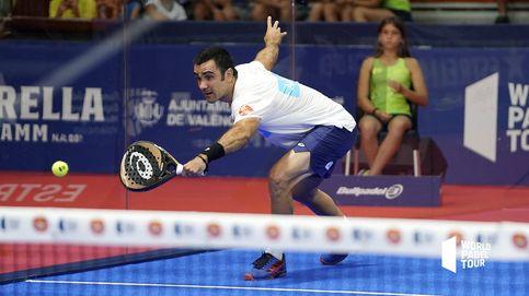 Lima y Galán despegan en el Estrella Damm Valencia Open