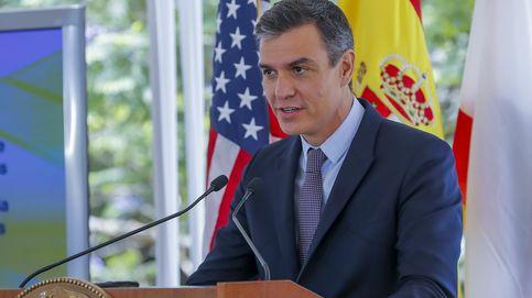 Sánchez reivindica en EEUU el español como una lengua de progreso y tecnología