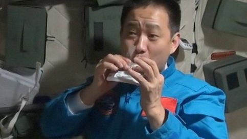 Por qué la comida de la estación espacial china es extra-picante