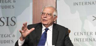 "Post de Josep Borrell apunta en Washington contra el ""unilateralismo"" de Donald Trump"