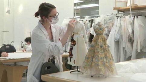 Alta Costura en miniatura y sin desfile: Dior se reinventa por el coronavirus