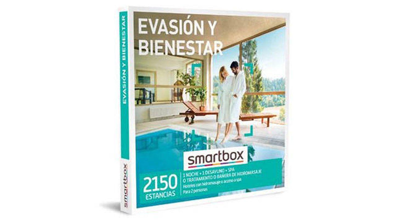 Caja regalo Smartbox - Evasión y Bienestar