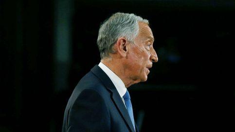 La curiosa vida familiar de Rebelo de Sousa, el reelegido presidente de Portugal