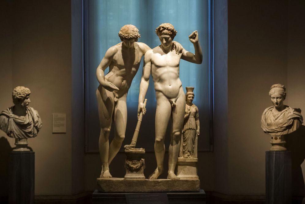 Foto: El Prado visibiliza el arte homosexual en un nuevo itinerario (Efe)