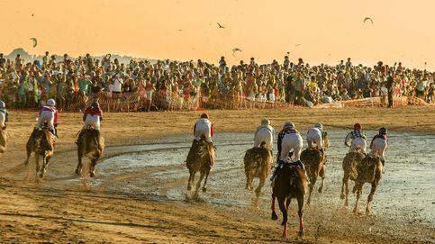 La ruta del caballo por las playas de Cádiz