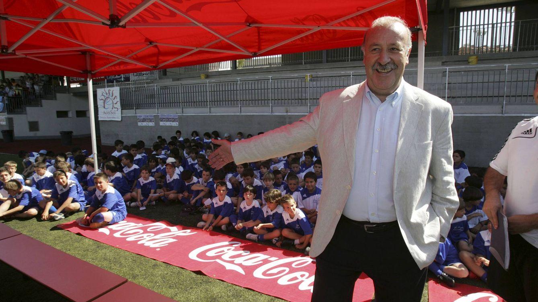 Foto: Vicente del Bosque, a favor de la flexibilidad para elegir campo para la final de la Copa del Rey.