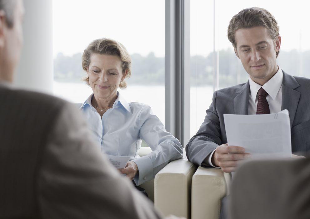 Foto: Un buen currículo no es suficiente y debes aprender a defenderlo en una entrevista de media hora de duración. (Corbis)