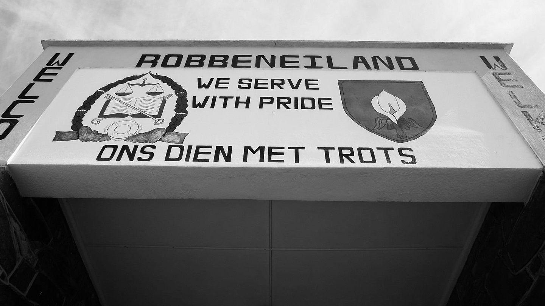 Prisión de Robben Island | Foto: De Zuid-Afrikaan