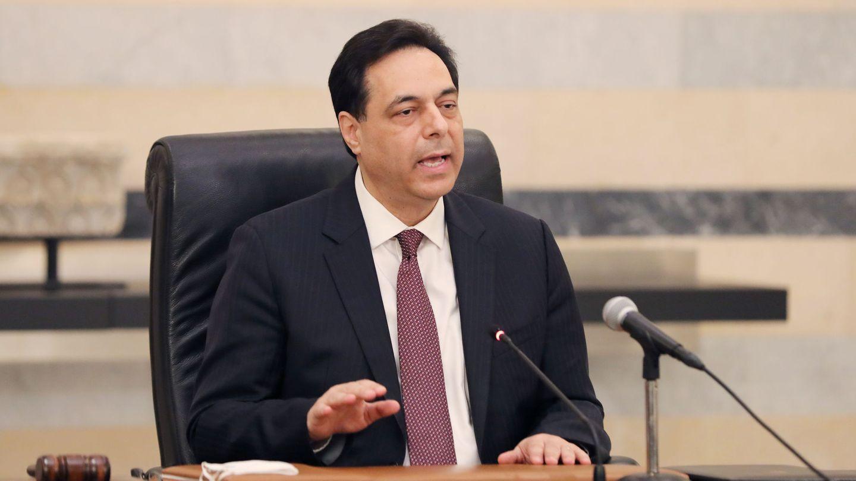 Primer Ministro del Líbano, Hassan Diab. (EFE)