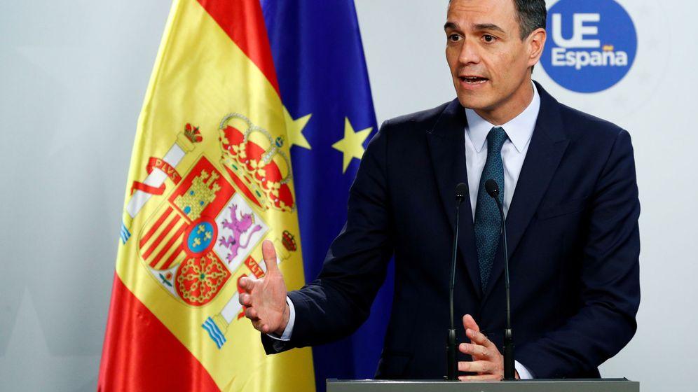 Foto: El presidente del Gobierno, Pedro Sánchez.