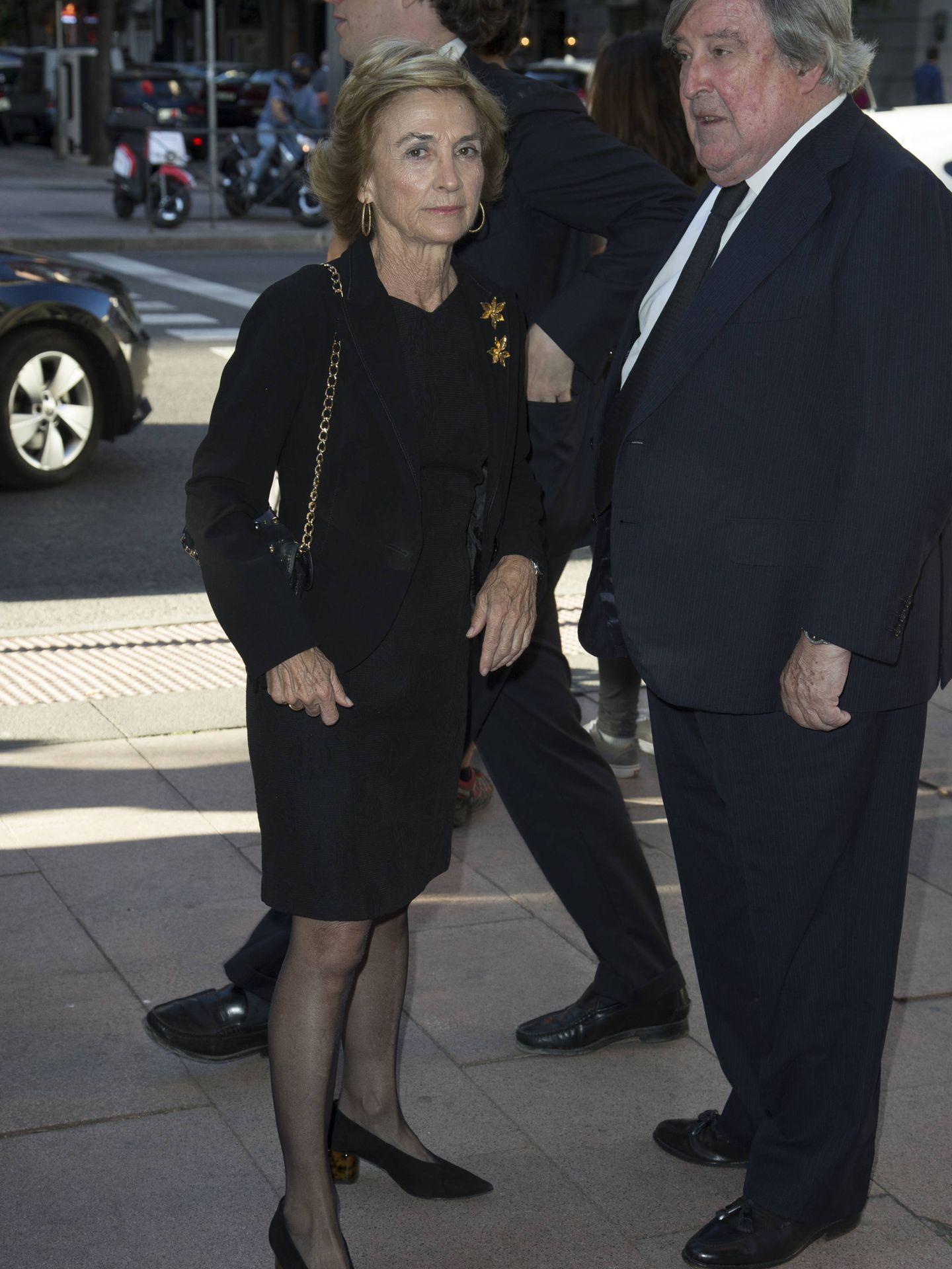 Mari Núñez, viuda de Fernando Domecq. (Vanitatis)