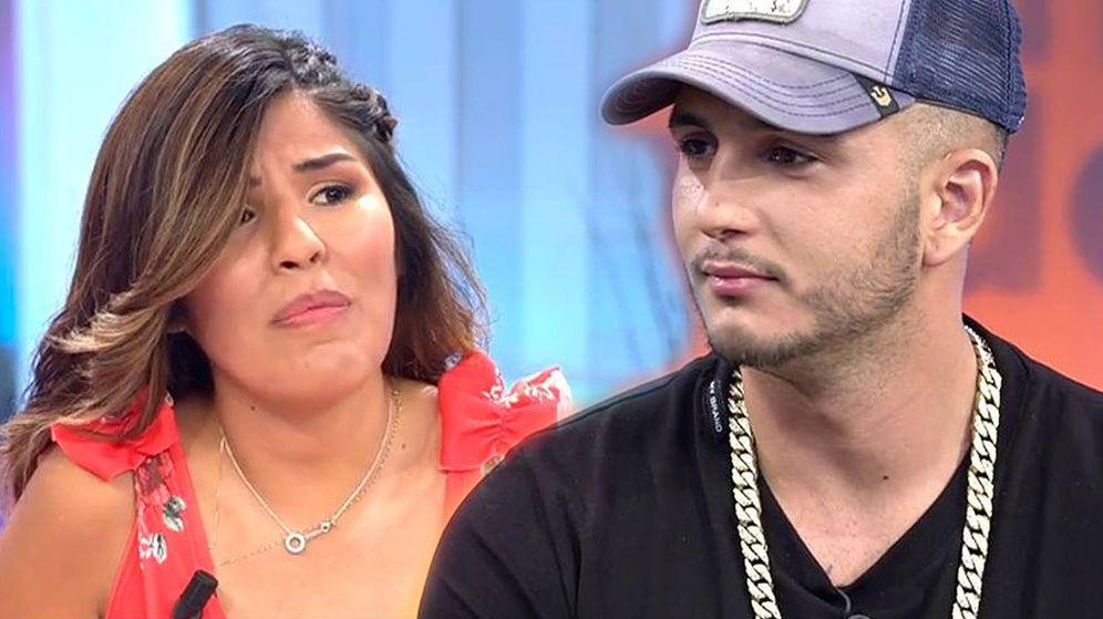 Foto: Isa Pantota, en 'El programa del verano'; Omar Montes, en 'Viva la vida'. (Telecinco)