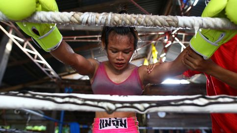 Así es el día a día de la primera luchadora de Muay Thai transexual