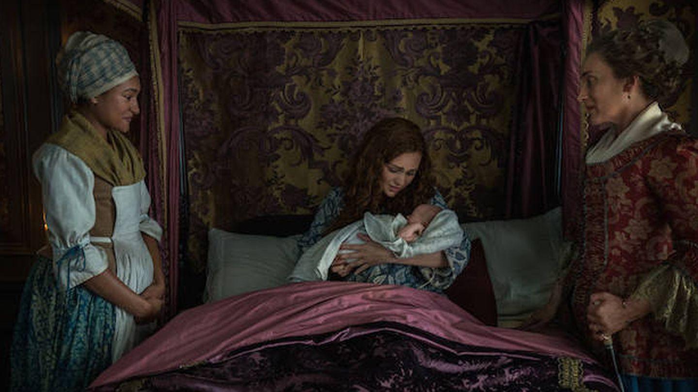 Imagen de la cuarta temporada de 'Outlander'. (Starz)