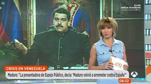 Susanna Griso responde a las burlas de Maduro recordándole sus muertos
