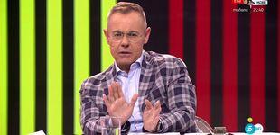 Post de Jordi González se niega a hablar de Paula Echevarría en Telecinco
