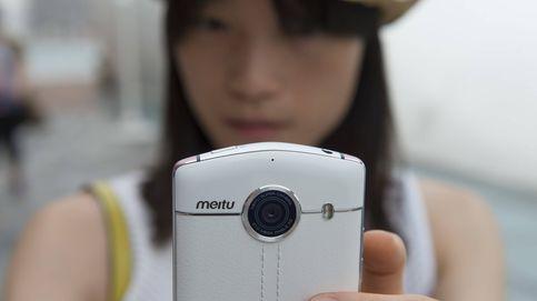 Meitu V4S, el móvil que dispara el egocentrismo entre las jóvenes chinas