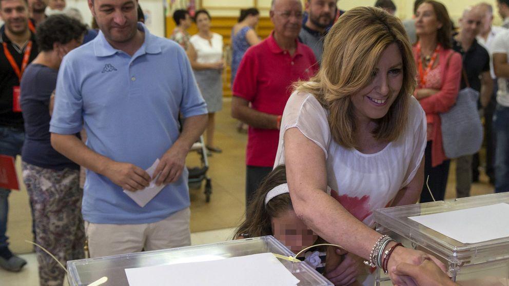 Susana Díaz confía en una participación masiva