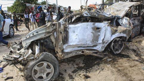 Al menos 92 muerto y 128 heridos al explotar un vehículo bomba en Somalia
