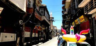 Post de Un turista en la maldita Damasco tras 'el problema' de medio millón de muertos