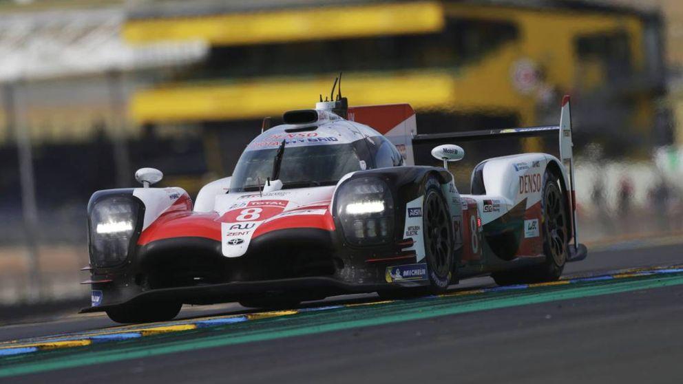 Alonso vuela en su debut en Le Mans y descubre por qué es el circuito de circuitos