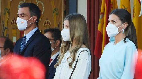La personalidad de la infanta Sofía conquista también a la prensa internacional