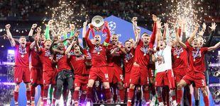 Post de La fe de Salah y los paradones de Alisson hacen campeón de Europa al Liverpool