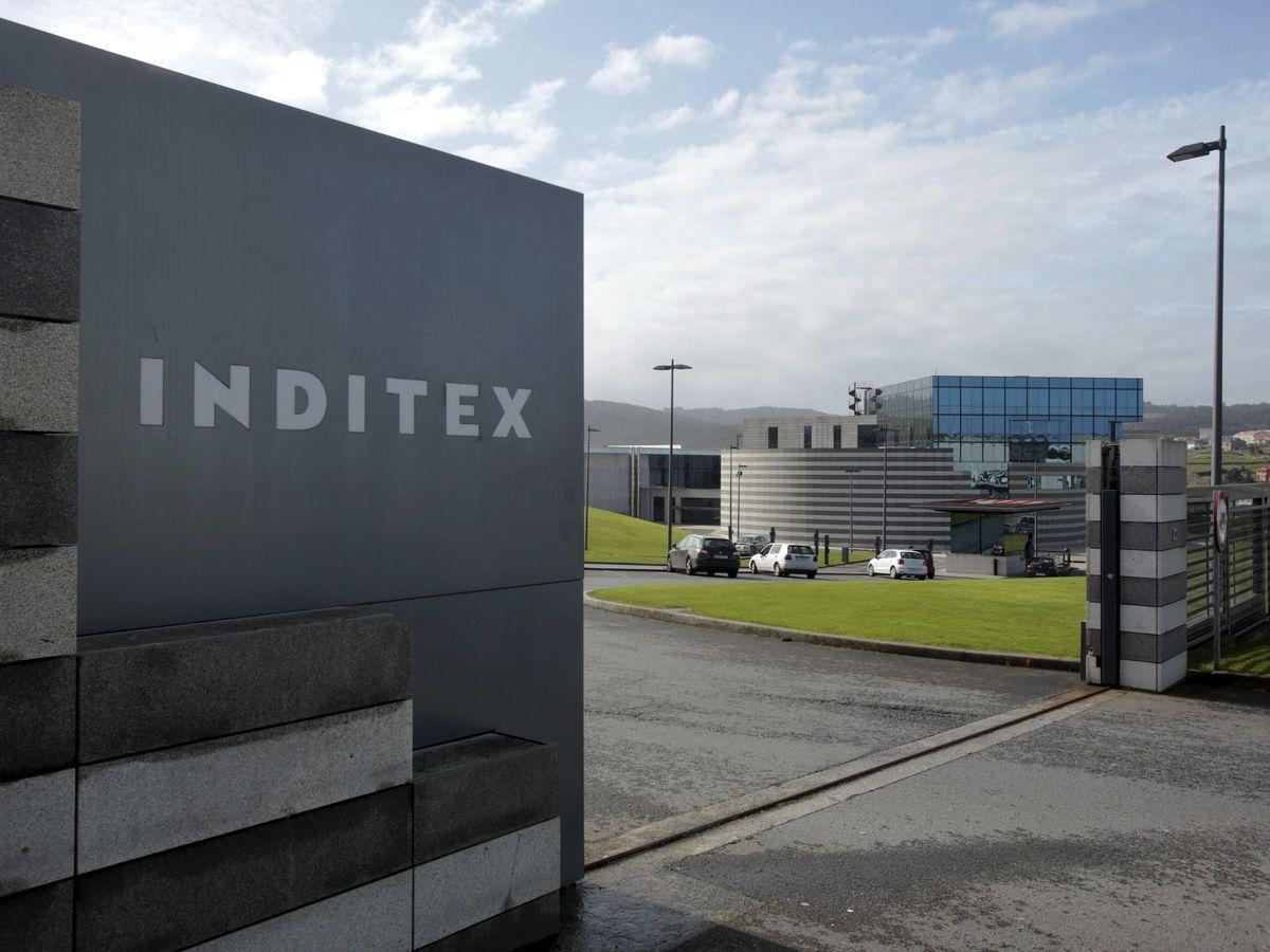 Foto: Entrada de la sede de Inditex, en Arteixo, A Coruña. (Reuters)