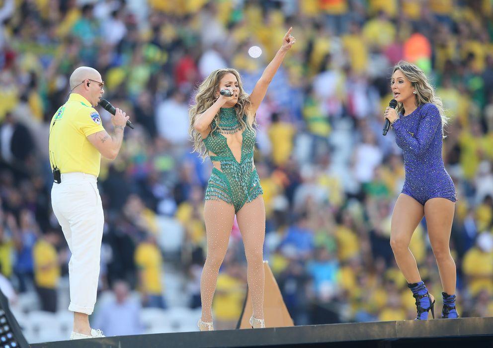 Redes Sociales: La burla de Jennifer López a Shakira marca ...